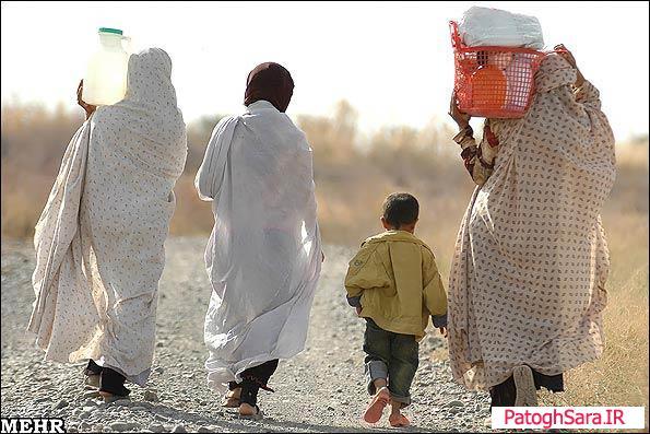 گزارش های تصویری که بوی فقر می دهند !