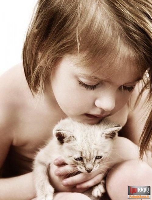 تصاویری از کودکان زیبا