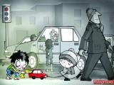 کاریکاتوری که دل آدم رو به درد میاره