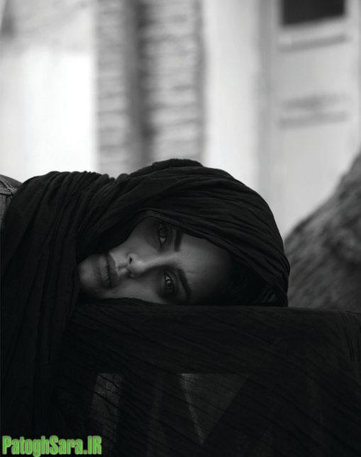 سری جدید عکس های الناز شاکر دوست