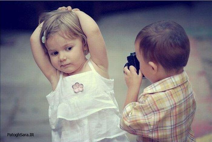 عکس کودکان ناز