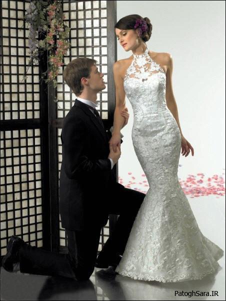 مدل لباس عروس ویژه اسفند ماه 91