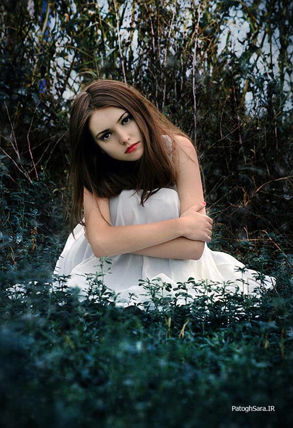 عکس های بسیار زیبا از زنان زیبا