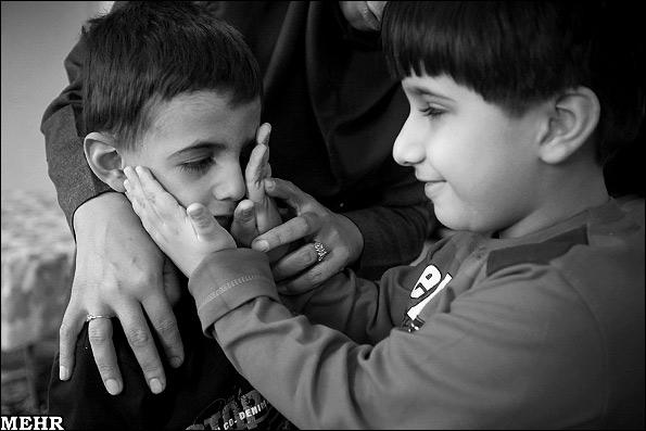 مدرسه نابینایان | گزارش تصویری