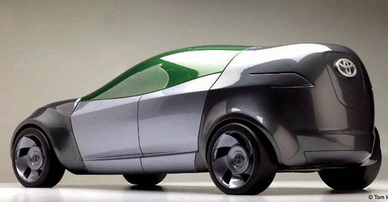 نسل آینده خودروهای تویوتا +عکس