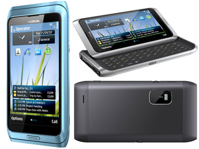 بررسی و مشخصات گوشی Nokia E7