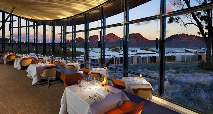 تصاویری از رمانتیک ترین رستوران های دنیا + سری دوم